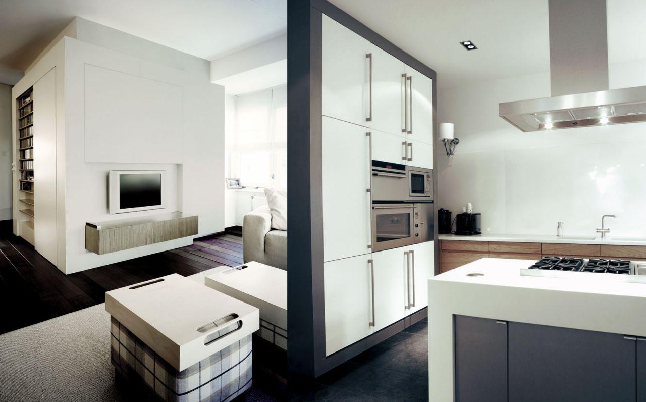 Woningen appartementen frederiks van der nat - Integrale badkamer ...