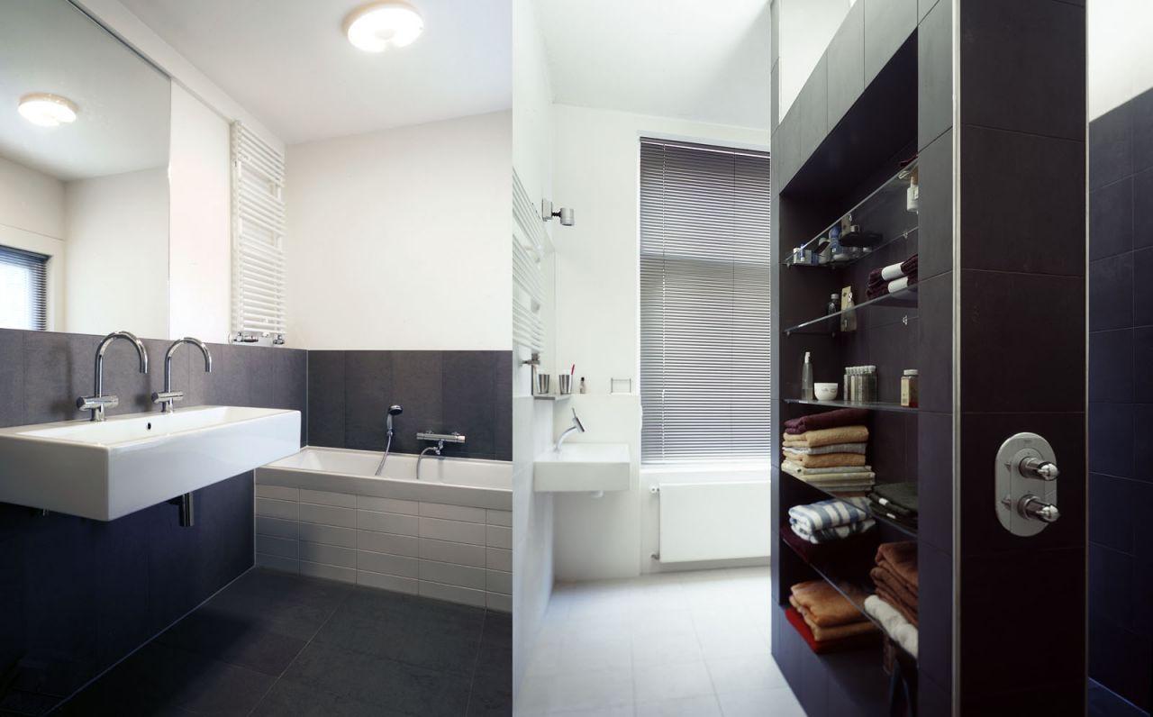 smalle woonkamer ~ beste inspiratie voor huis ontwerp, Badkamer